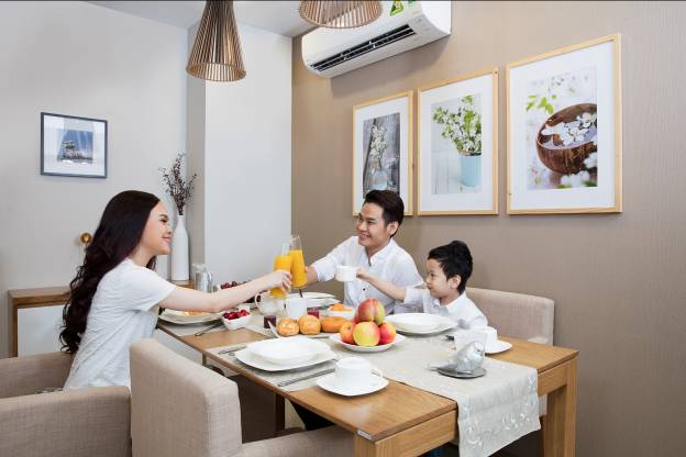 Trai nghiem Luxury Home quan 7